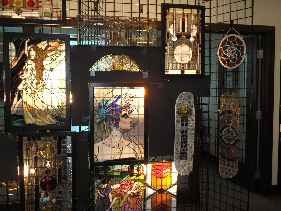 Art Shows Stained Glass